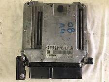 2008 AUDI A4 ENGINE CONTROL MODULE ECU OEM 8P0 907 115 AT [CHECK PART#]