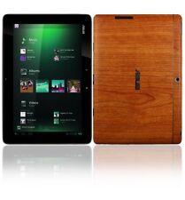 Skinomi Light Wood Full Tablet Skin+SP Cover for Asus Transformer Infinity TF700