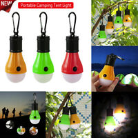 Portable Outdoor Hanging LED Camping Tent Light Bulb Fishing Lantern Lamp Torch