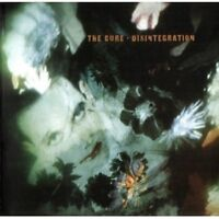 The Cure - Disintegration (NEW CD)