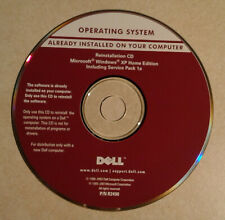 Microsoft Windows XP Home Reinstallation CD with SP1a for Dell PC