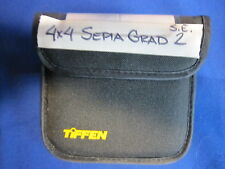 TIFFEN 4x4  FILTER   SEPIA   GRAD  SE   # 2   (USED)
