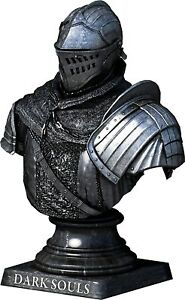 Dark Souls Knight Bust Statue Japanese Original PS4 First Limited Special Figure