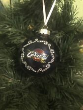 Cleveland Cavaliers Christmas Ball Ornament!  NBA Champions!  NEW IN BOX!