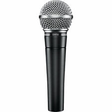 *NEW* Shure SM58-LC Dynamic Professional Microphone (Sennheiser, Audio-Technica)