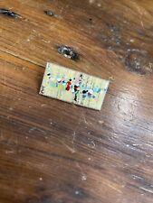 Rectangle Colorful Pin Enamel