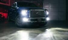 For 2015-2018 Ford F150 Headlight LED fog Lights bulbs Direct plug