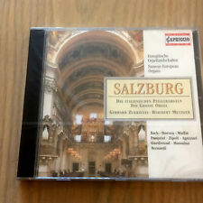 Great European Organs : Salzburg Cathedral (CD 2000) NEW & SEALED
