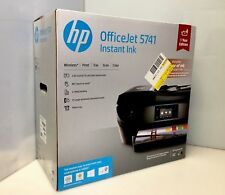 NEW HP OfficeJet 5741 Wireless All-in-One Photo Printer with Mobile Printing