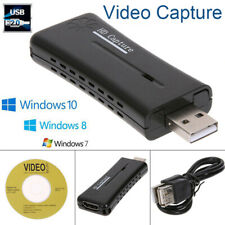 USB2.0 Video Capture Card HDMI 1Way Gaming Video Capture Card for Win7/8/10