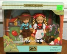 "New Barbie ""Storybook Collection"" Tommy & Kelly As Hansel And Gretel - Nrfb"