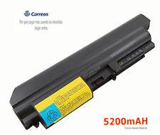 Batería para Lenovo ThinkPad R400 T400 Series 41U3198 FRU 42T4743 Battería