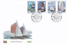 (18760) Ireland FDC Sailing 2001