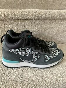 Nike x Liberty of London Internationalist Mid UK 5 US 7.5 Trainers Belmont Ivy