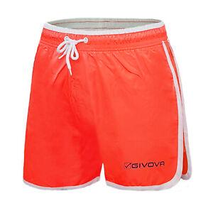 Costume Boxer Uomo Nylon Pantaloncino Mare GIVOVA Art. 4552