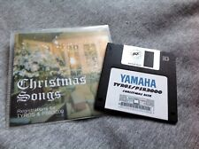 Yamaha Registrations for Tyros & PSR3000 Christmas Songs