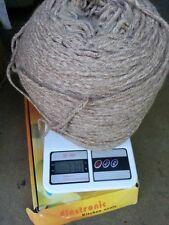 alpaca / wool / acrylic blend yarn cone  in camel #C