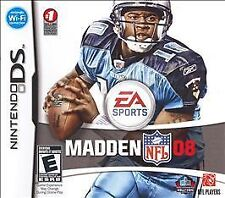 BRAND NEW SEALED DS -- Madden NFL 08 Football (Nintendo DS, 2007)