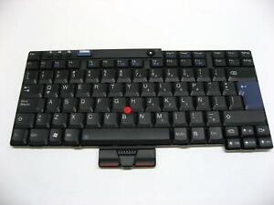 Lenovo ThinkPad X200 X201 Keyboard Spanish Layout, 42T3699