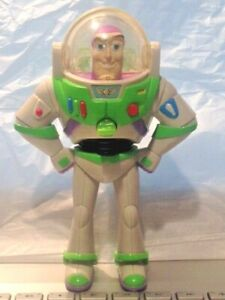 Toy Story 2 Buzz Light Year Figurine 6 inch McDonald's Toy 1999