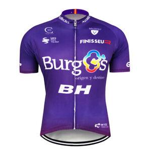 Men Cycling Short Jersey Bike Bibs Shorts Pants Racing Clothing Summer Team Wear