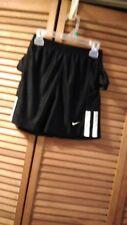 Boys shorts size 7 sports black by Nike 20x4