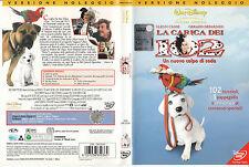 La carica dei 102. Un nuovo colpo di coda (2001) DVD - EX NOLEGGIO - OLOGRAMMA T
