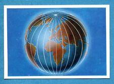 LA TERRA - Panini 1966 - Figurina-Sticker n. 40 - I MERIDIANI -Rec