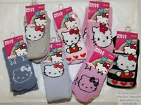 Chaussons chaussettes enfants filles  Hello Kitty anti-dérapante