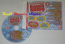 CD SELECTED DANCE NEWS 9 Hitmania DANNY MARQUEZ DJ TRIX MYLO NO lp mc dvd vhs*S5
