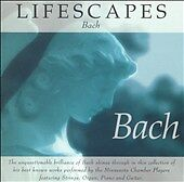 Bach (CD, 1997, Lifescapes Music)