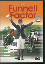 THE FUNNELL FACTOR DVD HORSES - PIPPA FUNNEL SHOWJUMPING