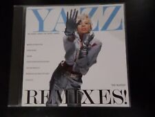CD ALBUM - YAZZ - THE WANTED REMIXES