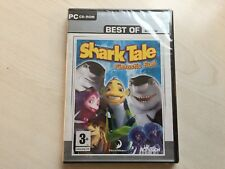 Shark Tale Fintastic Fun PC CD-ROM Windows Jeu Âge 3+ Scellé