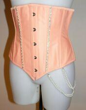 corset convient T36/38/40 neuf taille de guêpe korsett uk10 boned overbust 648*