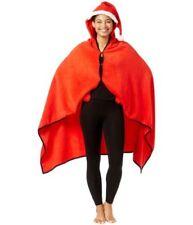 Pijamas y batas de mujer rojos de talla única