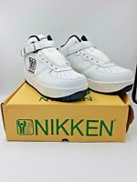 Women's NIKKEN Exercise Cardiovascular Workout Walking Weighted Shoes 9/10, $200