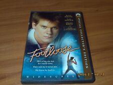 Footloose (DVD, 2004, Widescreen Special Collector's Edition) Kevin Bacon