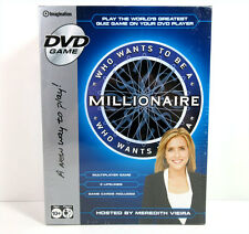 IMAGINATION - WHO WANTS TO BE A MILLIONAIRE - MULTIPLAYER DVD GAME - SEALED NEW