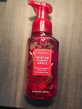 Bath & Body Works Authentic Hand Soap Foaming - Winter Candy Apple, 8.75 Fl Oz.