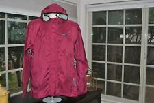 PATAGONIA  woman's  ski snowboard shell hoodie jacket-         MEDIUM.