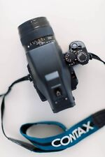Contax 645 AF Med Format Camera Outfit w/ Carl Zeiss Planar T* 80mm F2 Lens