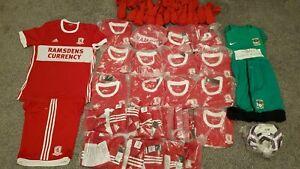 Mens Team Football Kits X 15