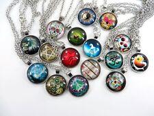 US SELLER - 30 fashion necklaces boho retro wholesale jewelry lot