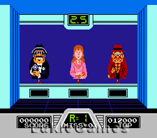 Hogan's Alley - Great NES Nintendo Light Gun Game