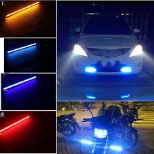 17cm 12V LED COB Truck Car DRL Driving Daytime Running Lamp Fog Light Bulb Super