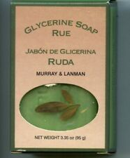 Glycerine Soap Rue by Murray & Lanman 2 PACK.ZL-024 FAST SHIPPING!!