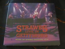 Slip Double: Strawbs : Live In Gettysburg 2016  CD & DVD Sealed NTSC Region Free
