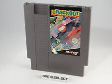 CRACKOUT CRACK OUT NINTENDO NES 8 BIT PAL A ITA ITALIANO CARTUCCIA ORIGINALE