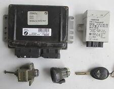 Genuine Used MINI ECU + Lockset for R53 Cooper S 2003 W11 Manual - 7527610 #19
